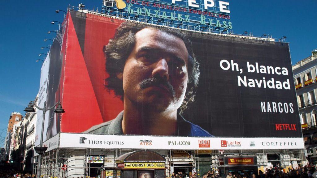 Campañas publicitarias de Netflix