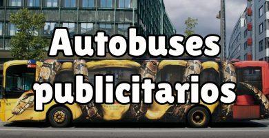 Autobuses pulicitarios