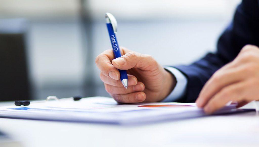 Bolígrafos como regalo de empresa