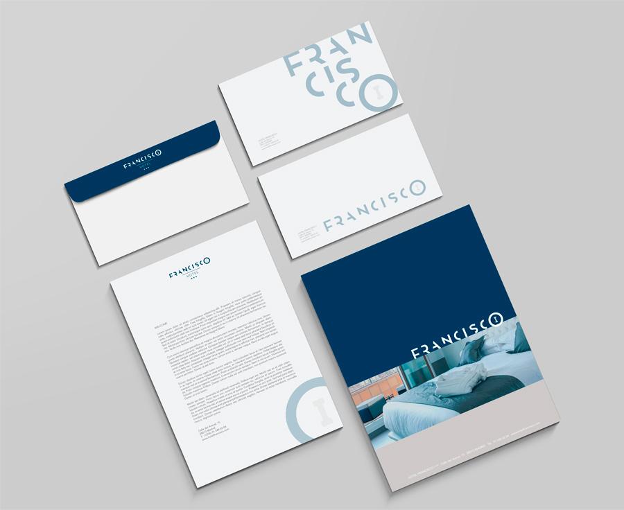 Elementos básicos de la papelería corporativa